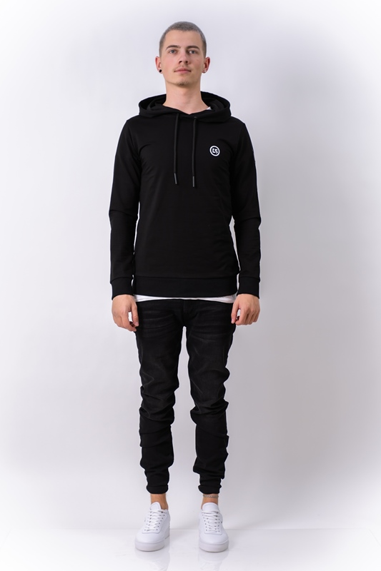 DS Hoodie DS-3 BARBACK